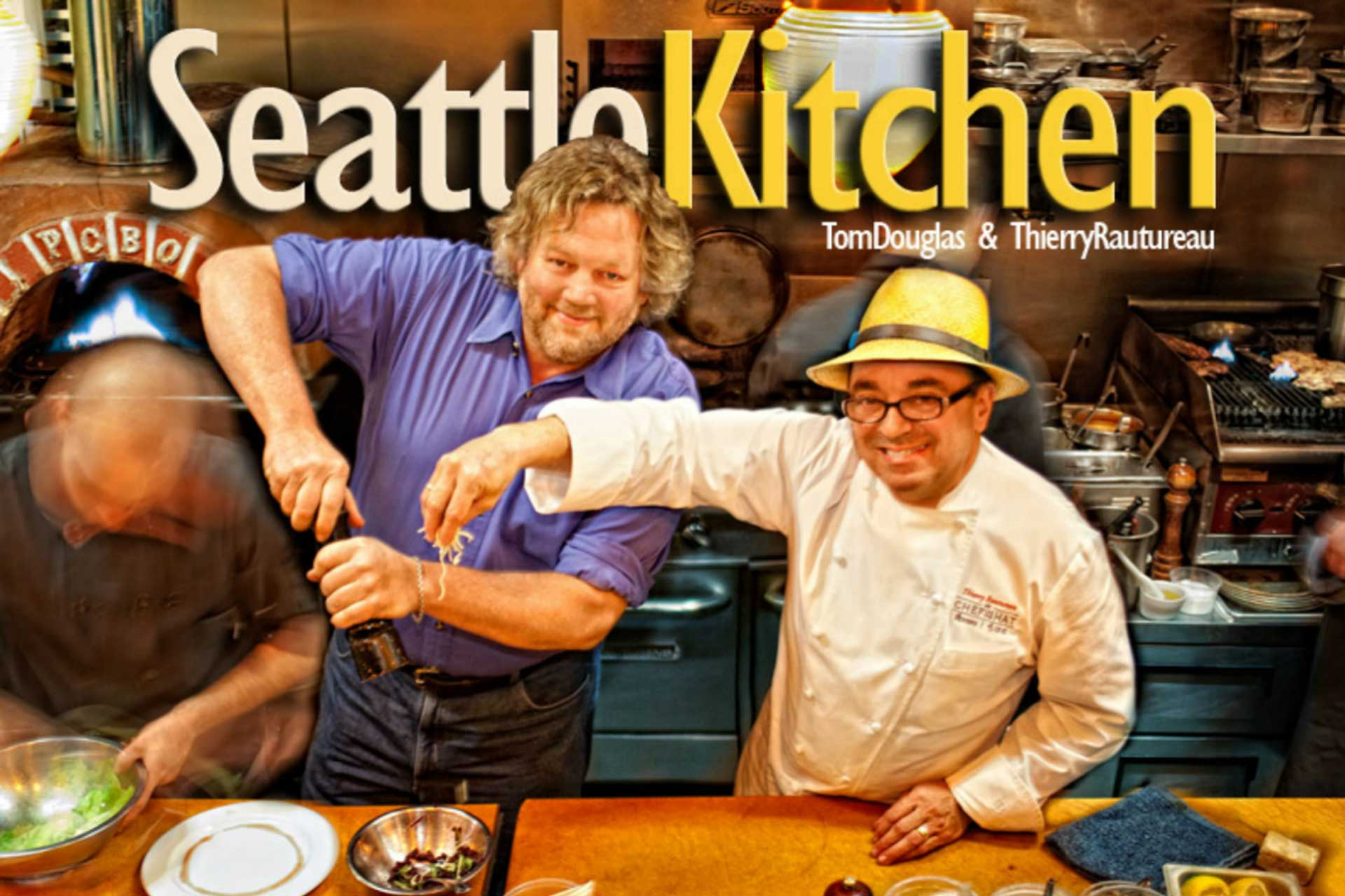 Revolve featured in Seattle Kitchen podcast