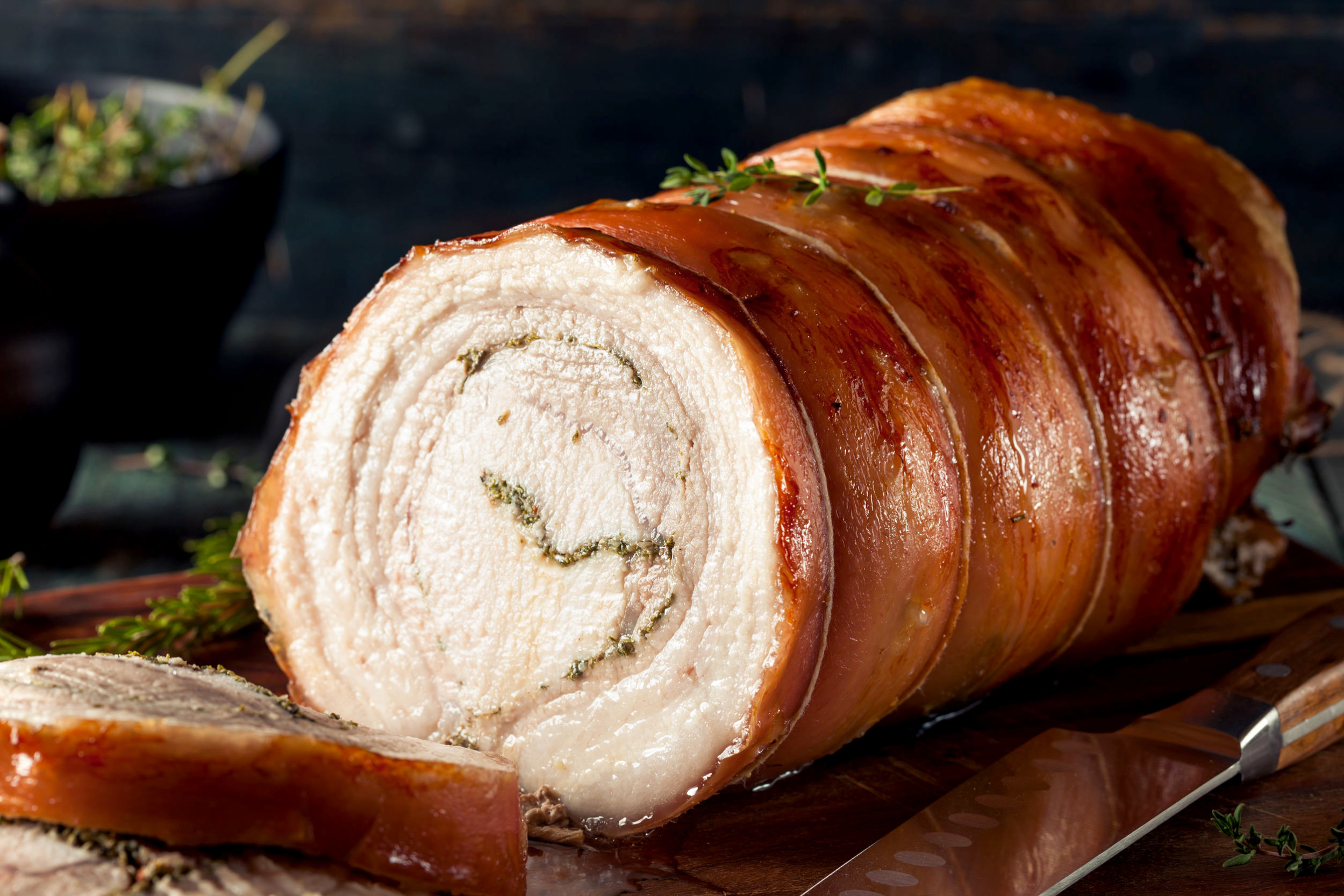 Porchetta Roast